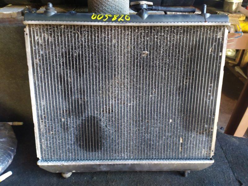 Радиатор охлаждения Toyota Town Ace S402M 3SZ (б/у)
