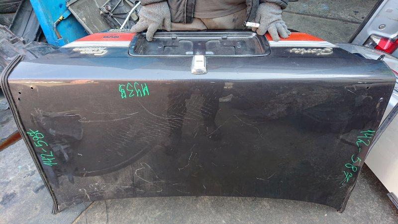 Крышка багажника Nissan Gloria Y32 задняя (б/у)