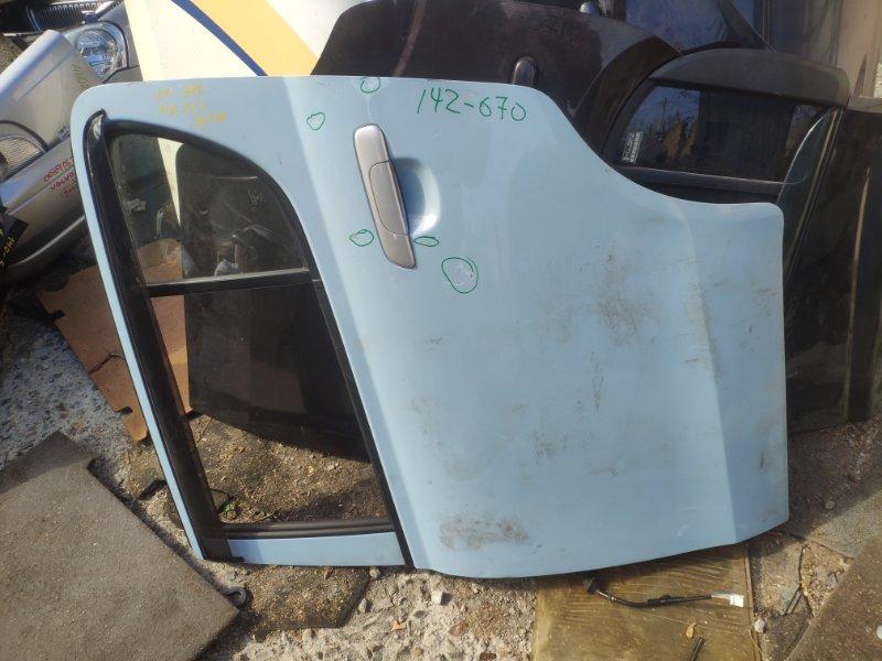 Дверь Suzuki Alto HA25S задняя левая (б/у)