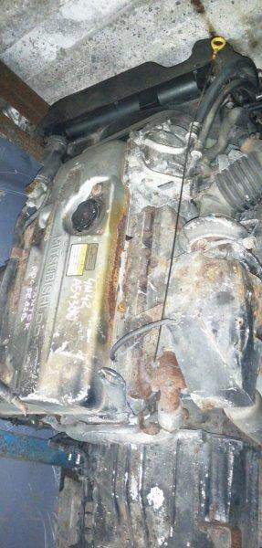 Двигатель Mitsubishi Canter FE82B 4M42T (б/у)
