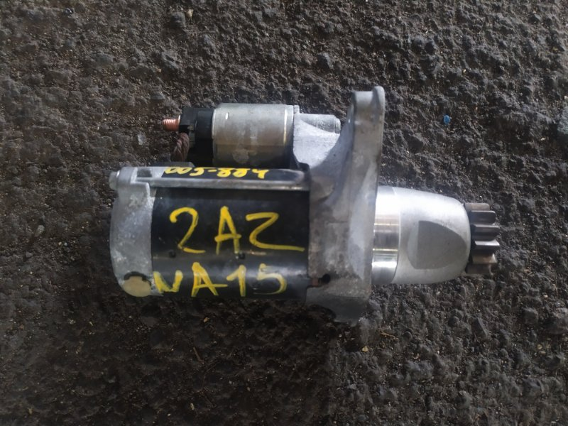 Стартер Toyota Mark X Zio ANA15 (б/у)
