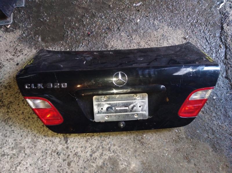 Крышка багажника Mercedes-Benz Clk320 W208 M 112 E 32 (б/у)