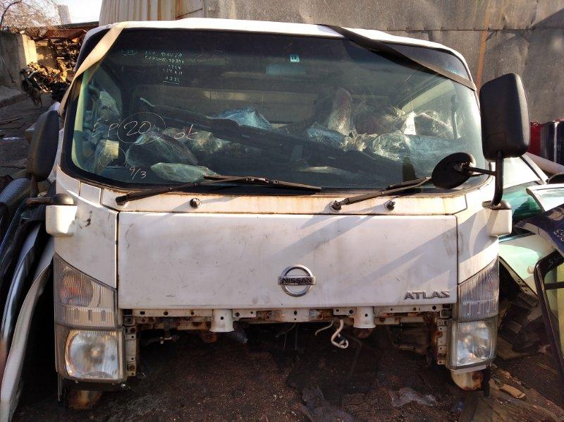 Кабина Nissan Atlas APR85 4JJ1T (б/у)