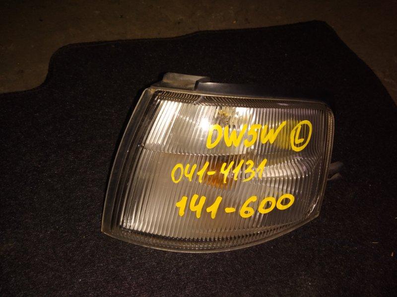 Габарит Mazda Demio DW5W передний левый (б/у)