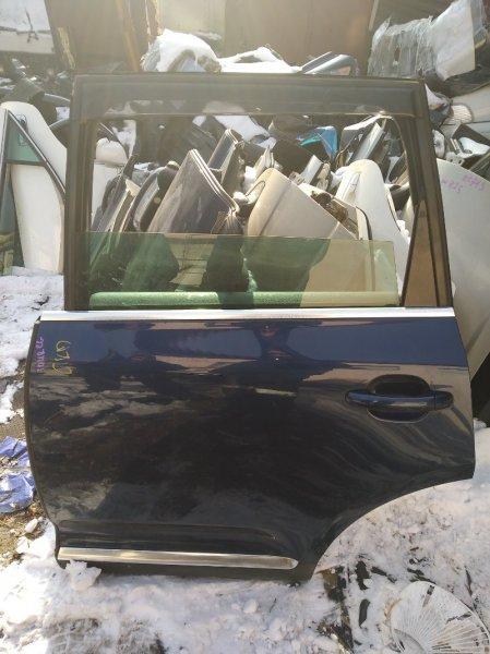 Дверь Volkswagen Touareg 7LA AZZ задняя левая (б/у)