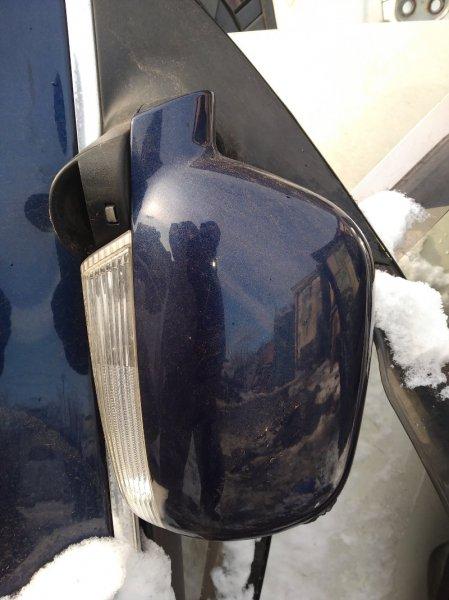 Зеркало Volkswagen Touareg 7LA AZZ переднее левое (б/у)