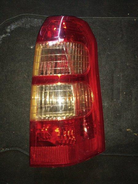 Стоп-сигнал Toyota Succeed NCP51 1NZFE задний правый (б/у)