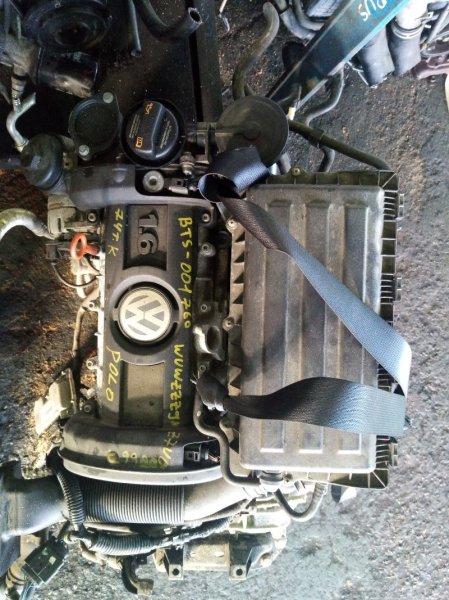 Двигатель Volkswagen Polo WVWZZZ9NZ7V000667 BTS (б/у)