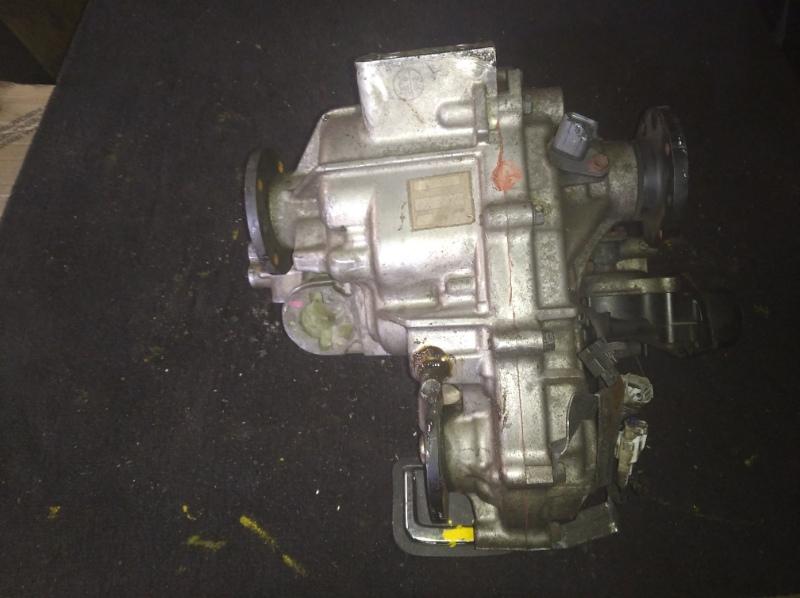 Раздатка Suzuki Jimny JB23W K6A (б/у)