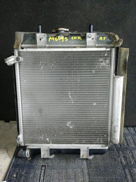 Радиатор охлаждения Daihatsu Boon M601S (б/у)