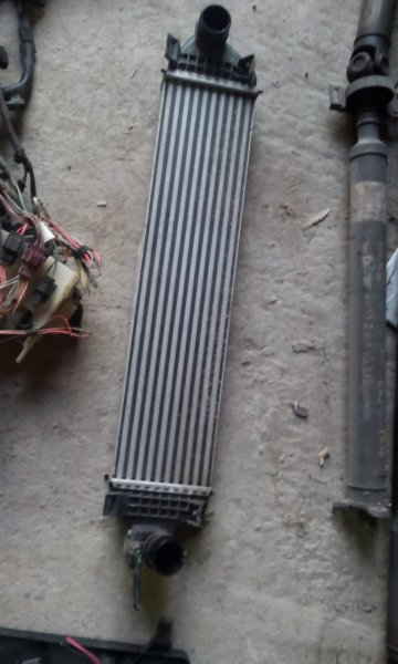 Радиатор интеркулера Volvo V60 FW48 B4164T (б/у)