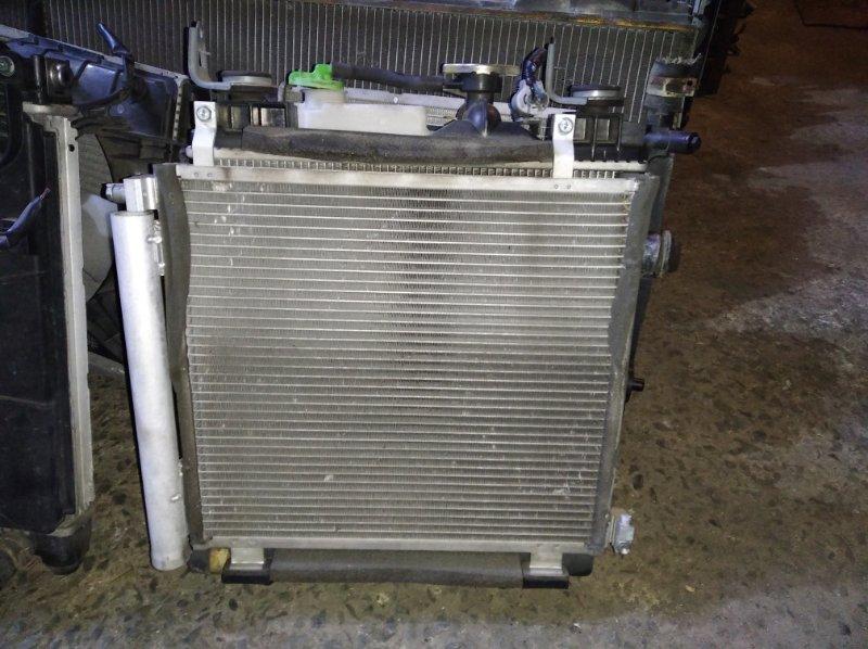 Радиатор охлаждения Nissan Moco MG33S R06A (б/у)