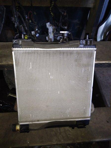 Радиатор охлаждения Suzuki Alto HA35S (б/у)