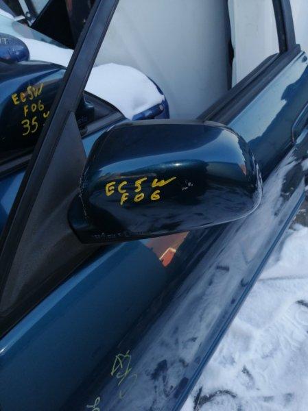 Зеркало Mitsubishi Legnum EC5W переднее левое (б/у)