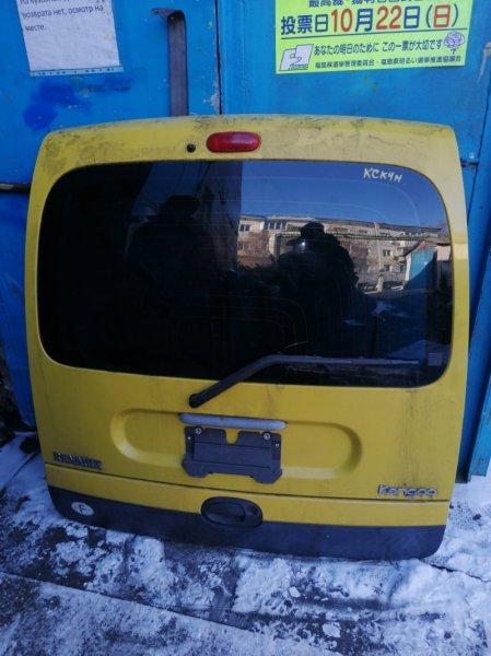 Дверь 5-я Renault Kangoo KCK4M (б/у)