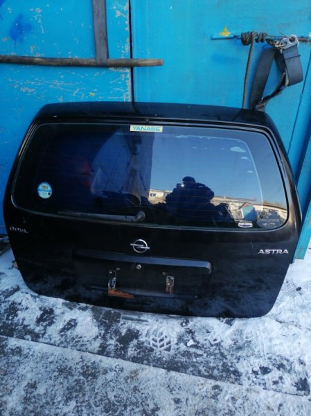 Дверь 5-я Opel Astra WOLOTGF (б/у)