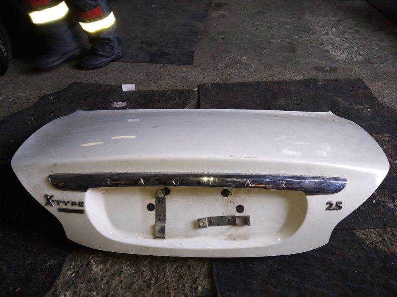 Крышка багажника Jaguar X-Type X400 AJ 20 (б/у)