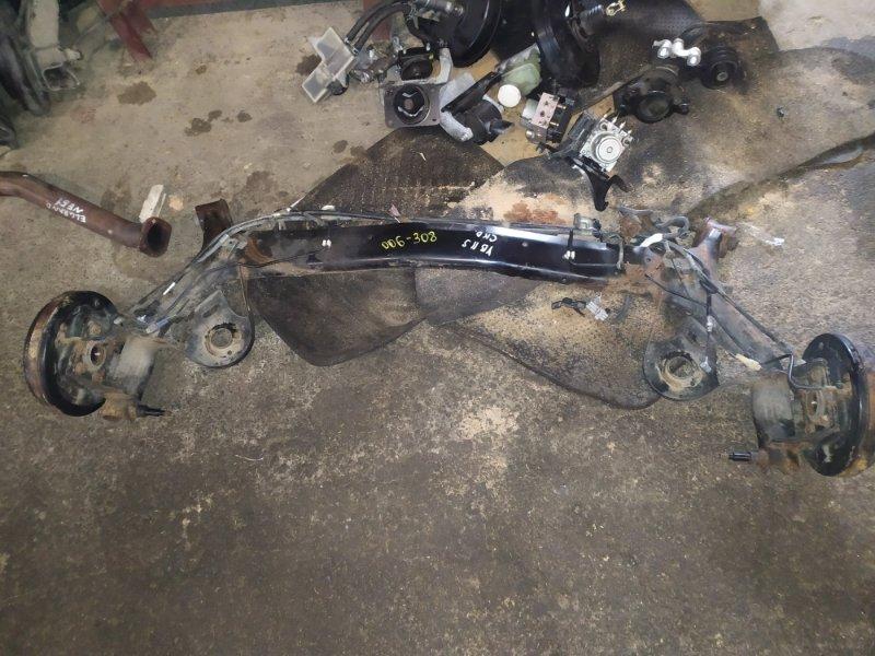 Балка со ступицами Suzuki Sx4 YB11S задняя (б/у)