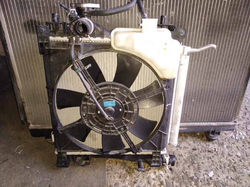 Радиатор охлаждения Suzuki Hustler MR41S R06A (б/у)