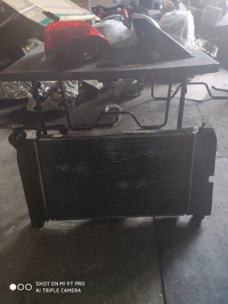 Радиатор охлаждения Toyota Runx NZE121 1NZFE (б/у)