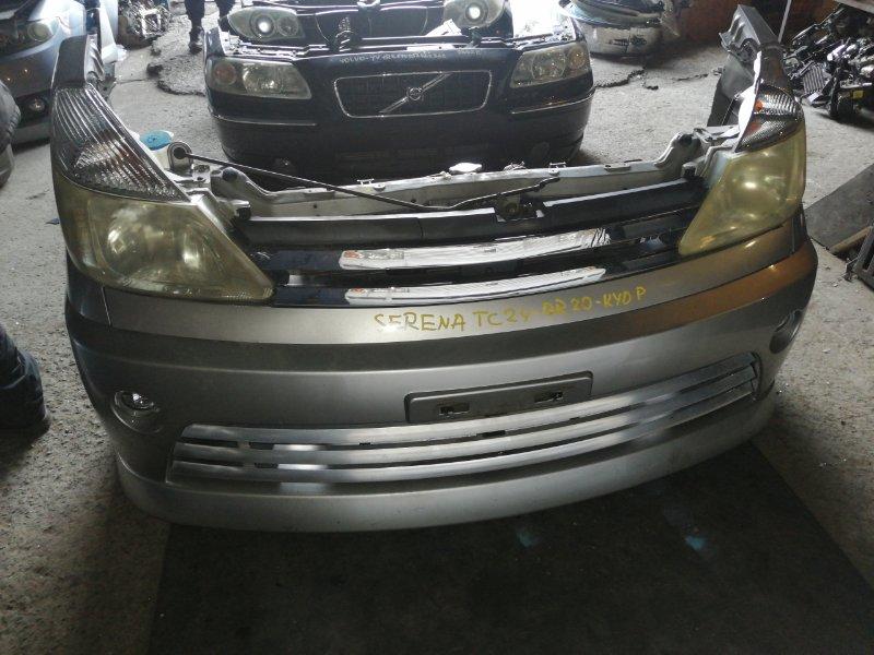 Ноускат Nissan Serena C24 QR20DE (б/у)