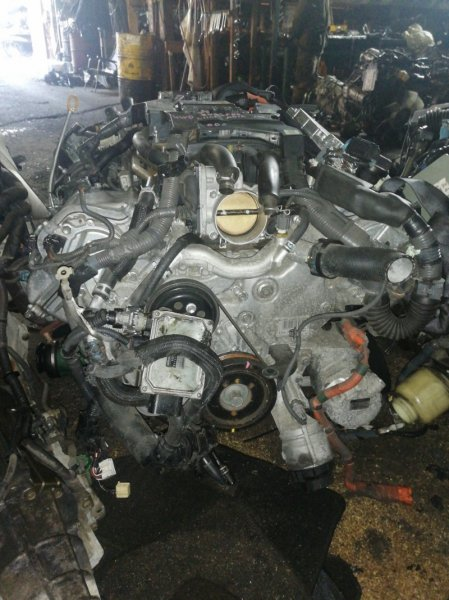 Двигатель Lexus Ls600H UVF45 2UR FSE (б/у)