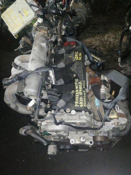 Двигатель Nissan Primera P12 QR20DE (б/у)