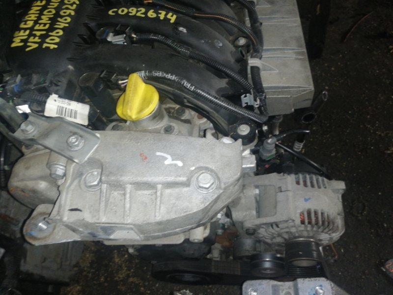 Двигатель Renault Megane VF1EM0U0A F4R771 (б/у)