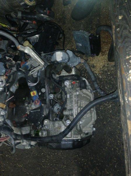 Акпп Renault Megane VF1EM0U0A F4R 1771 (б/у)