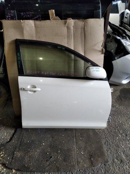 Дверь Toyota Allion ZZT240 передняя правая (б/у)