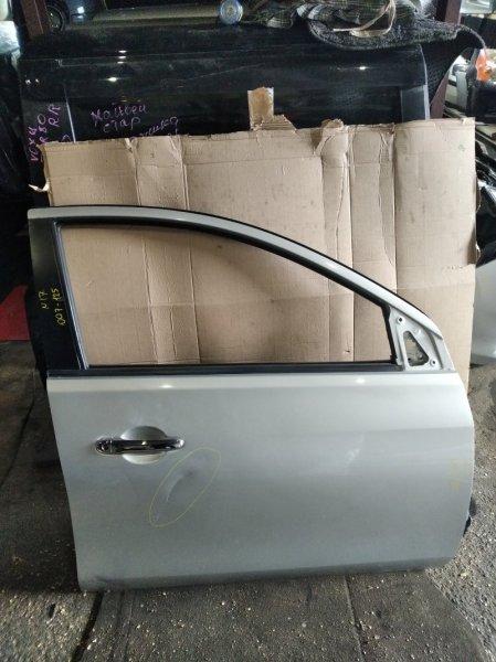 Дверь Nissan Latio N17 передняя правая (б/у)