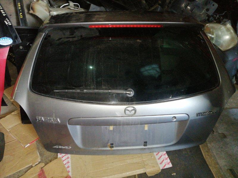 Дверь 5-я Mazda Familia BJ5W (б/у)