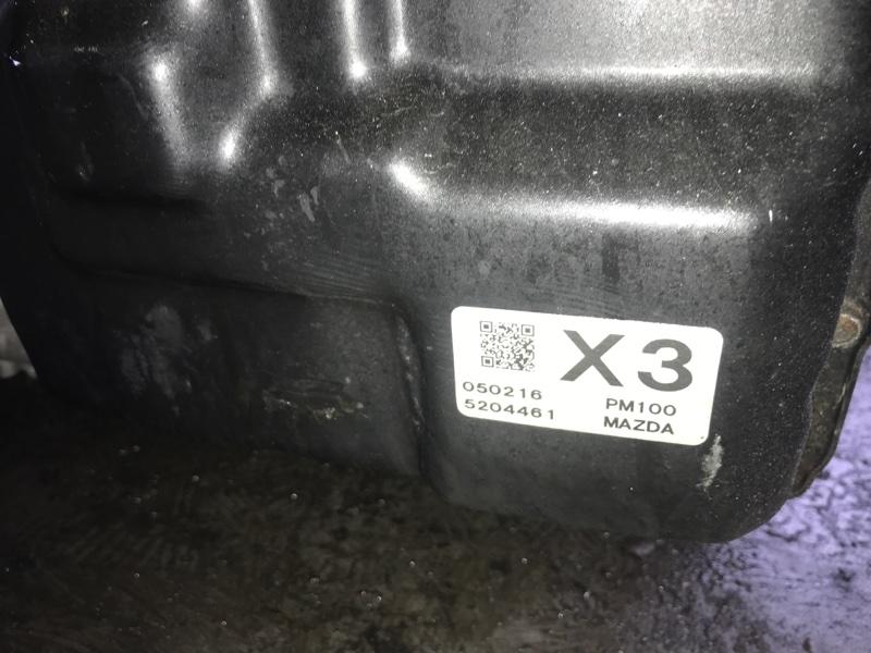 Акпп Mazda Atenza GY3W L3 (б/у)