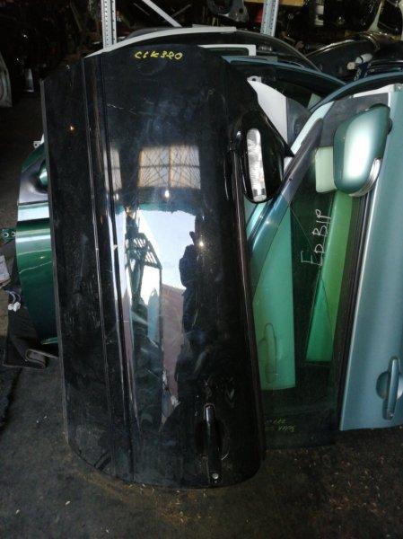 Дверь Mercedes-Benz Clk320 W208 передняя левая (б/у)