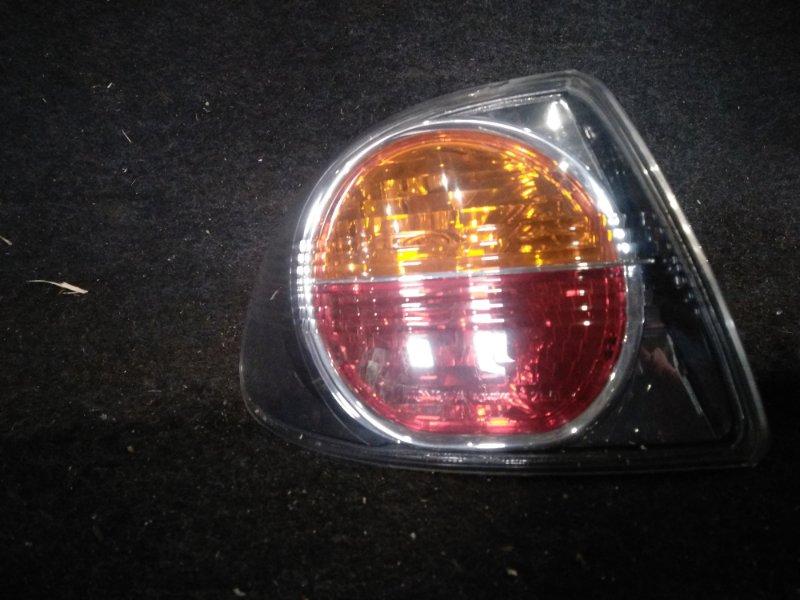 Стоп-сигнал Toyota Caldina ST210 задний левый (б/у)