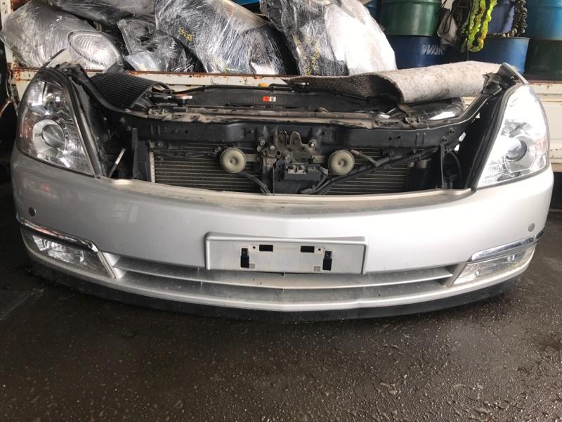 Ноускат Nissan Teana J31 VQ23DE (б/у)