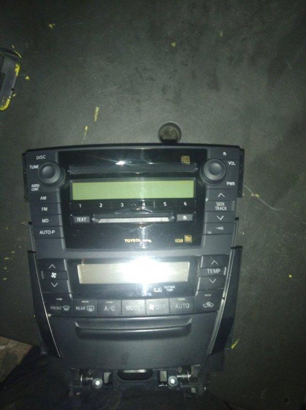 Магнитофон Toyota Caldina ZZT241 (б/у)
