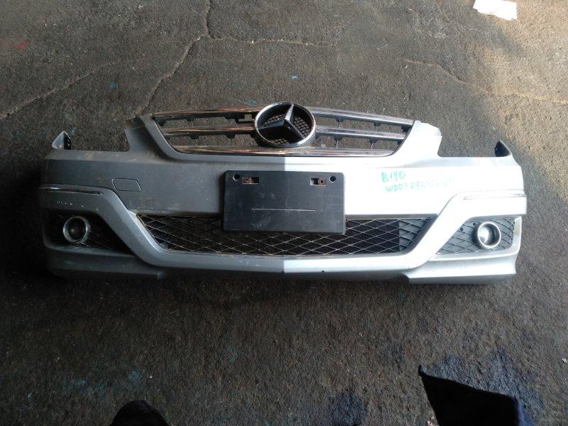 Бампер Mercedes-Benz B180 T245 передний (б/у)
