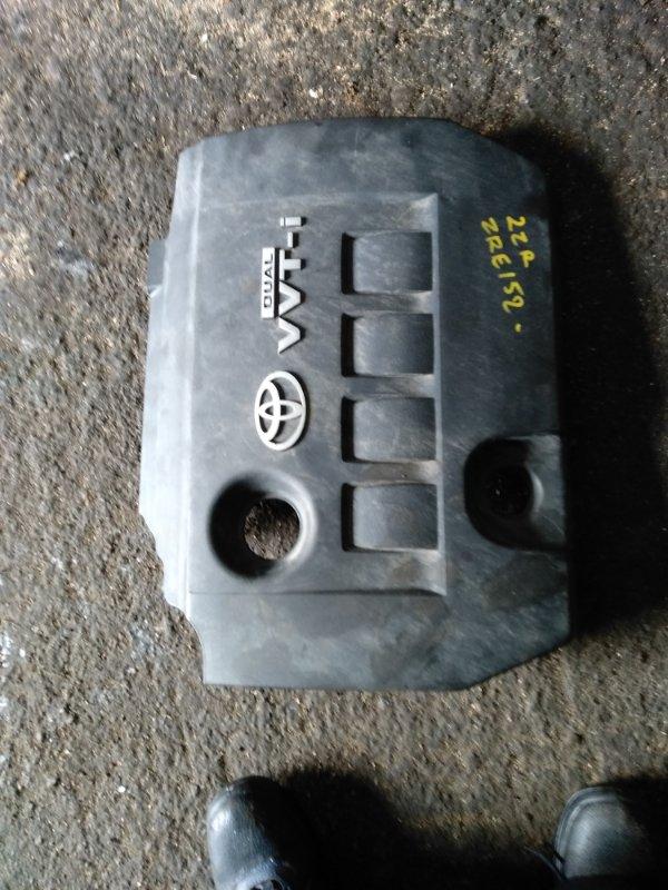 Крышка двс декоративная Toyota Auris ZRE152 2ZR (б/у)