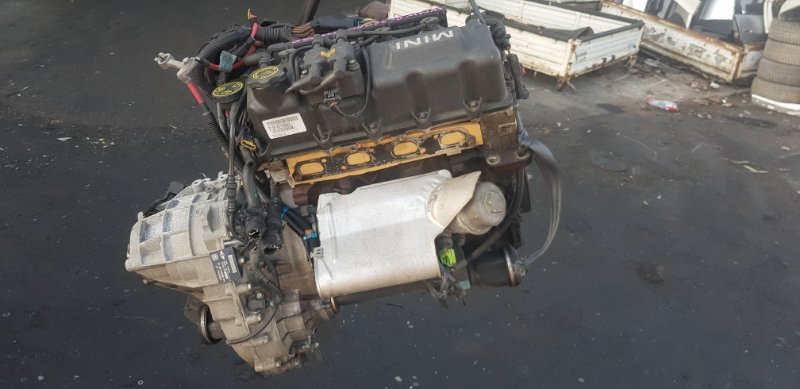 Двигатель Mini Cooper WMWRC32060TJ11838 W10B16AB (б/у)