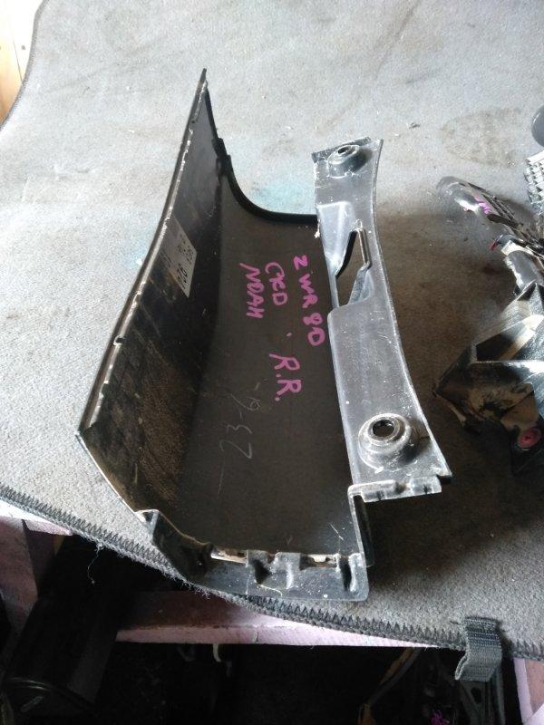 Планка под стоп Toyota Voxy ZWR80 задняя правая (б/у)