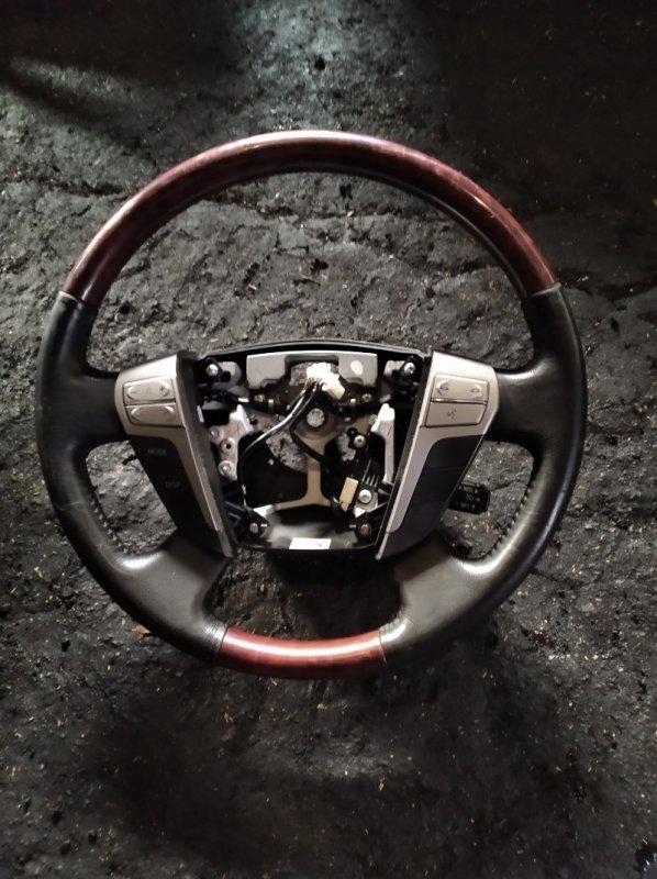 Руль Toyota Alphard ANH20 (б/у)