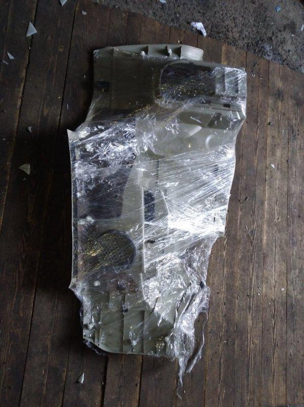 Пластиковая панель обшивки багажника Nissan Presage NU30 задняя левая (б/у)