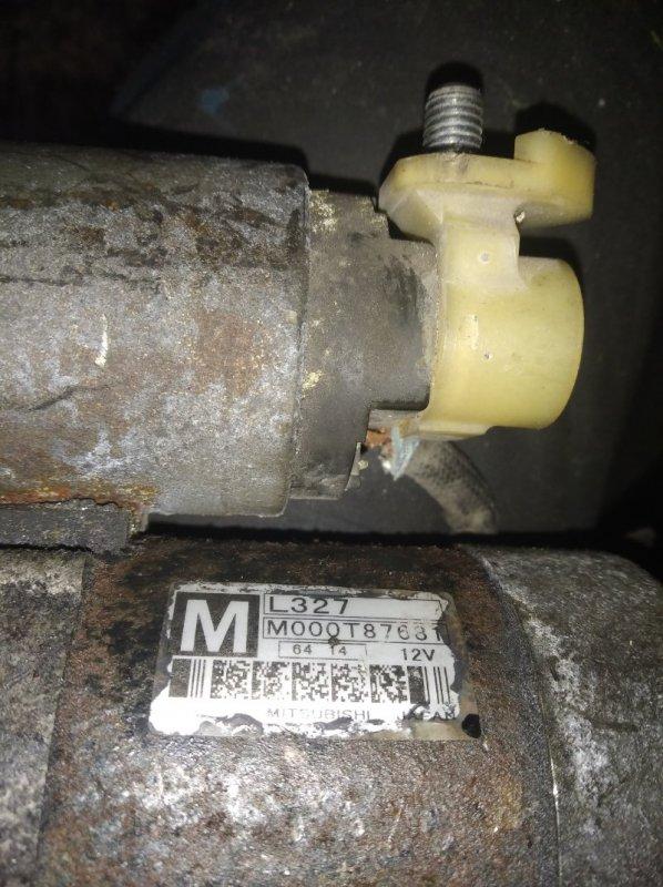 Стартер Mazda Mpv LY3P L3VDT (б/у)