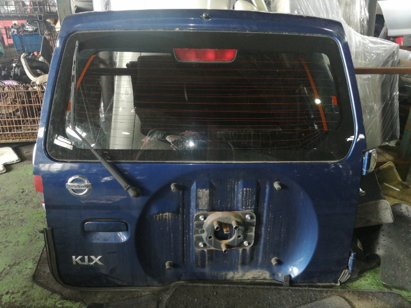Дверь 5-я Nissan Kix H59A (б/у)