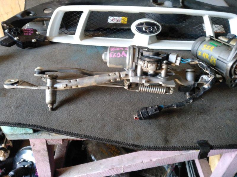 Механизм дворников Toyota Voxy ZWR80 (б/у)