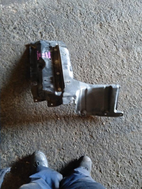 Защита двигателя Toyota Voxy ZWR80 передняя правая (б/у)