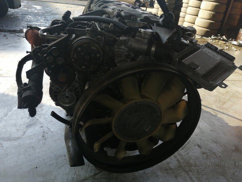Двигатель Mitsubishi Fuso BE63DE 4M50T (б/у)