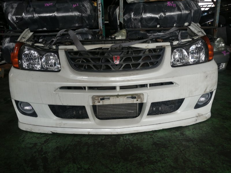 Nose cut Nissan Liberty PNM12 SR20(DET) (б/у)