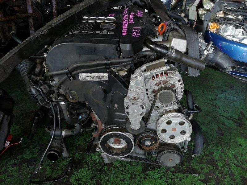 Двигатель Audi A4(B7) 8EC BFB (б/у)